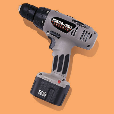 a cordless drill/driver