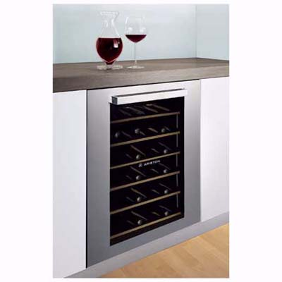 Wine fridge from Ariston
