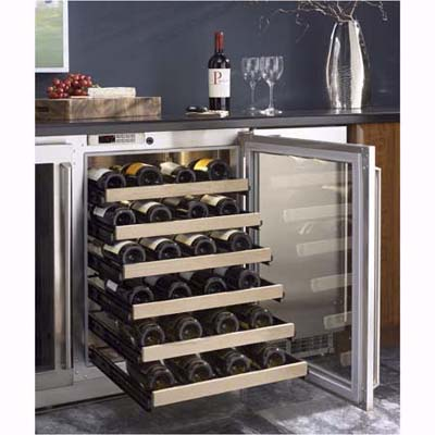 Undercounter wine refrigerator from Perlick