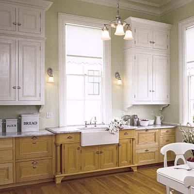 Ambient lighting in kitchen