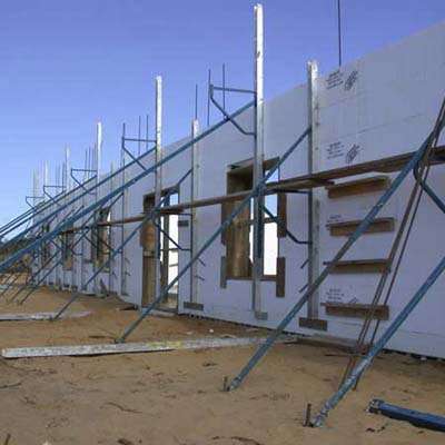 Insulated Concrete Forms from Cellox