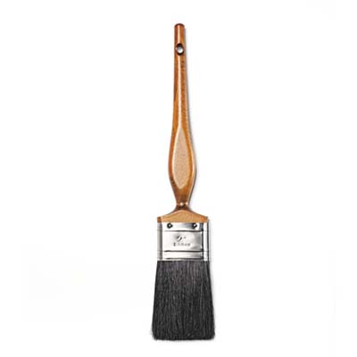 natural bristle paint brush