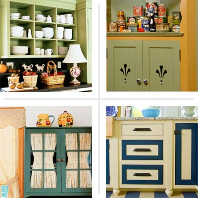 kitchen cabinet makeovers