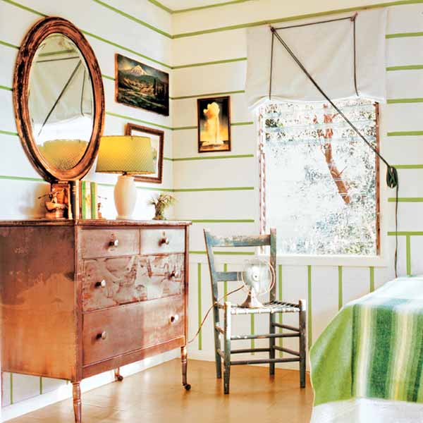 Get a Paneled Look with Paint: September's selection from A Year's Worth of Easy Upgrades gallery from this old house