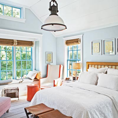 Cottage-Style Bedroom | Create a Cottage-Style Bedroom | This Old