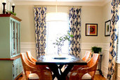 dining room design redo
