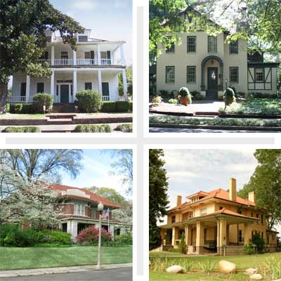 Best Old House Neighborhoods 2012: American Heritage