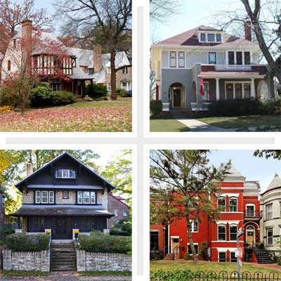 Best Old House Neighborhoods 2012: City Living
