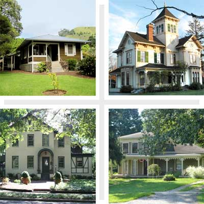 Best Old House Neighborhoods 2012: Small Towns