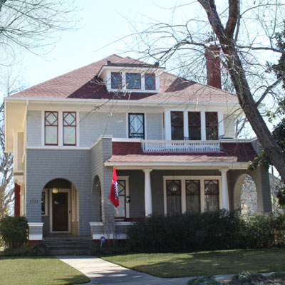 The Quapaw Quarter, Little Rock, Arkansas, this old house best neighborhood 2012
