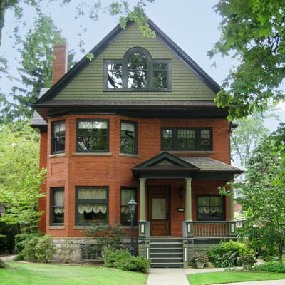Olde Walkerville, Windsor, Ontario, Canada this old house best neighborhood 2012