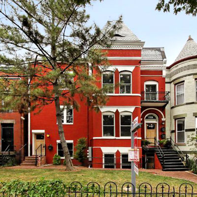 H Street NE, Washington, District of Columbia, this old house best neighborhood 2012
