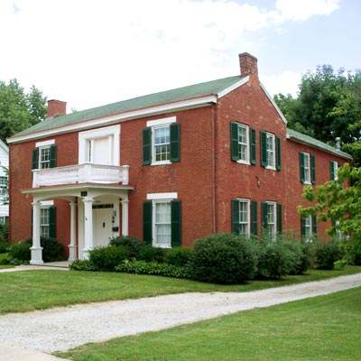 Lexington, Missouri, this old house best neighborhood 2012