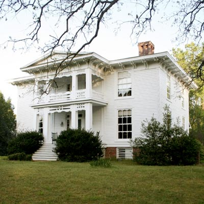 Milton, North Carolina, best old house neighborhoods 2012