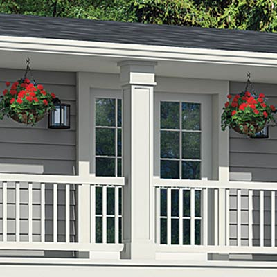porch French doors