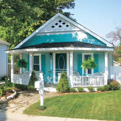 Beach cottage exterior paint colors 2017 2018 best cars reviews - Exterior paint colors for cottages concept ...