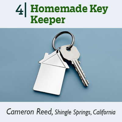 Homemade Key Keeper tip from the this old house reader remodel issue 2012