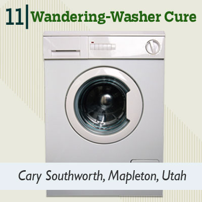 Wandering-Washer Cure tip from the this old house reader remodel issue 2012