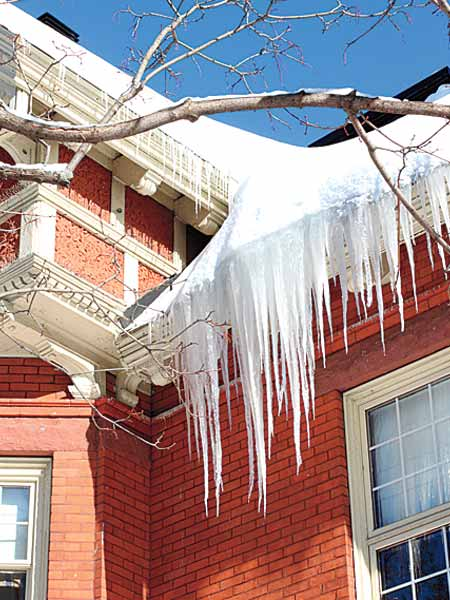 Ditch the Ice Dams from the Dealing with the Aftermath gallery