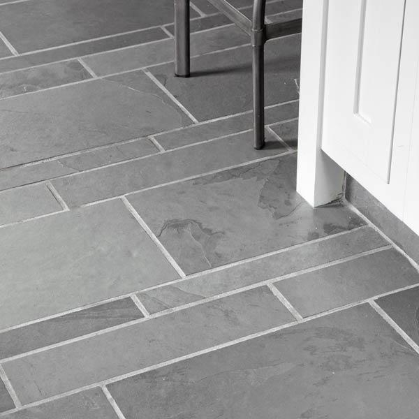 woonkamer: natuurstenen vloer lichter maken* de vloer in dit huis, Deco ideeën
