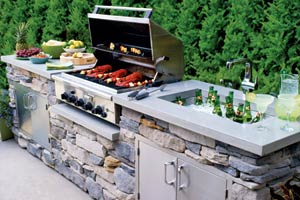 Outdoor Kitchens | Kitchen | This Old House
