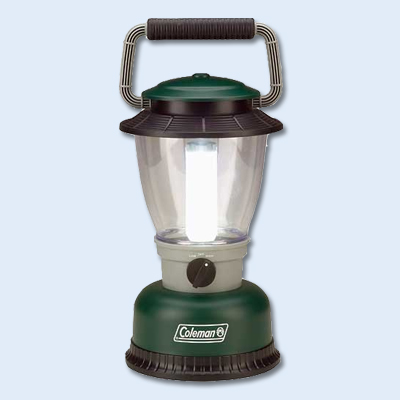 battery operated green lantern