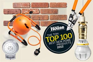 top 100 best home products of 2012