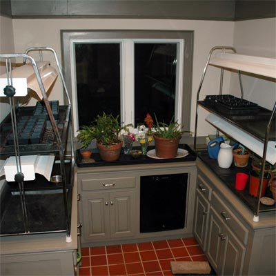 reader remodel built-in greenhouse project after