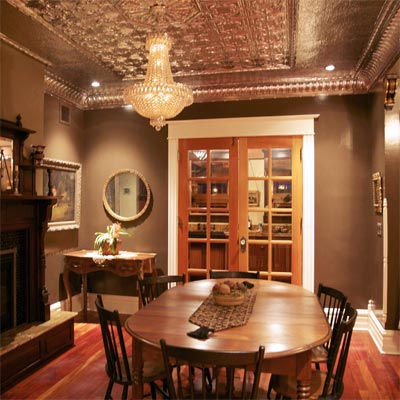 Victorian Kitchen-Dining Switch: After from Best Living Spaces Before and Afters 2012