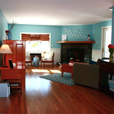 Cape Cod–Style Update: After from Best Living Spaces Before and Afters 2012