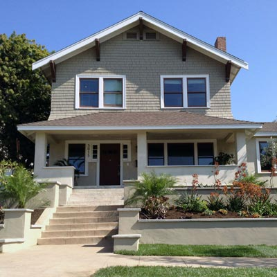 Restored Craftsman: After  image for TOH Reader Remodel 2012