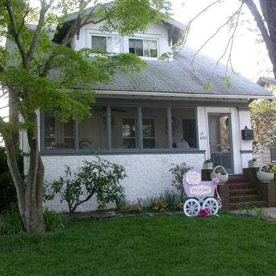 A House With Character: Before image for TOH Reader Remodel 2012