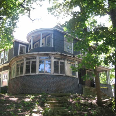 A Condemned Queen Anne Reborn: Before image for TOH Reader Remodel 2012