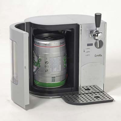 mini beer keg