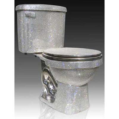 new toilet from Jemal Wright