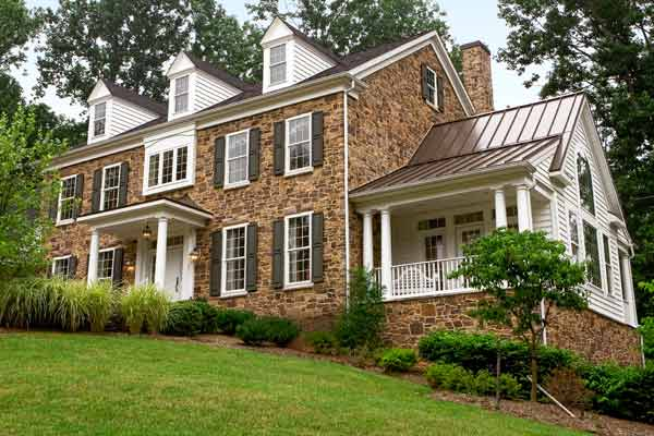 all about stone veneer exterior of house with stone veneer fieldstone