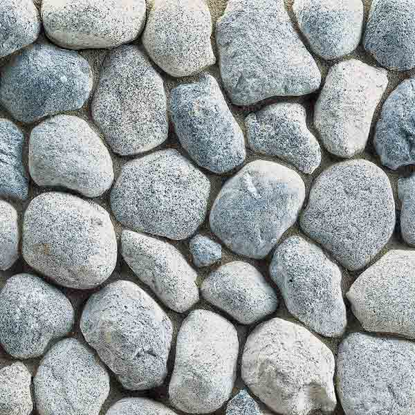 all about stone veneer cast speckled river rock-type stones