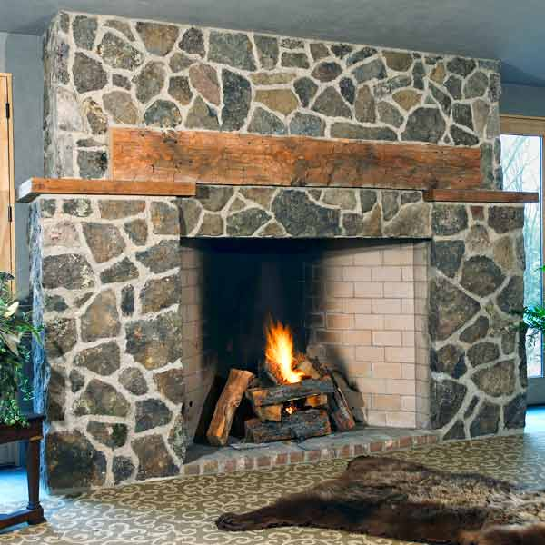 all about stone veneer overgrout rustic look stone fireplace aspen fieldstone nvsi