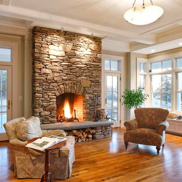 all about stone veneer stone fireplace surround to ceiling in living