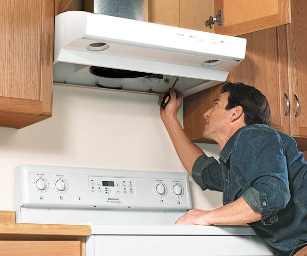installing a vent hood in kitchen cabinets, All About Vent Hoods