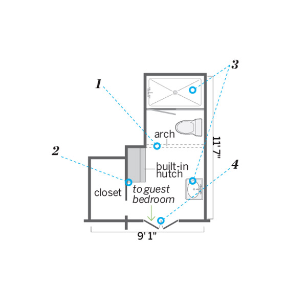 small narrow bathroom floor plans floor plan ian worpole