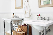 get this look updated victorian bath
