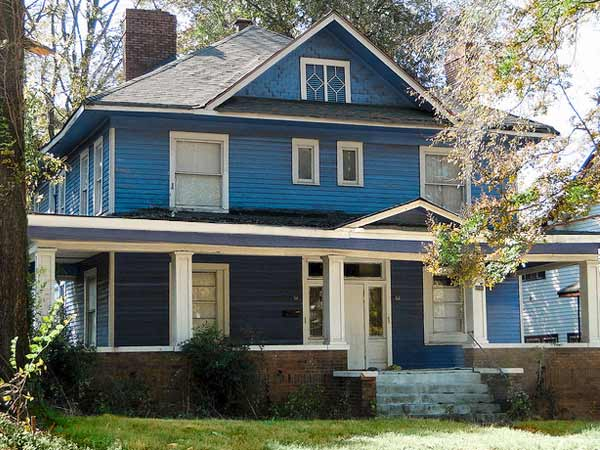 Norwood, Birmingham, Alabama for the This Old House 2013 Best Old House Neighborhoods