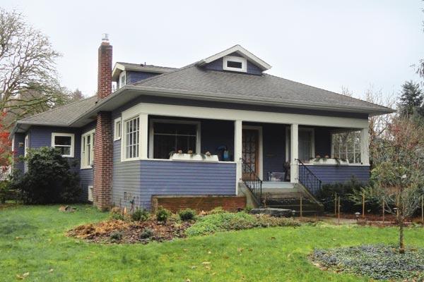 NorthEast Neighborhood, Olympia, Washington for the This Old House 2013 Best Old House Neighborhoods