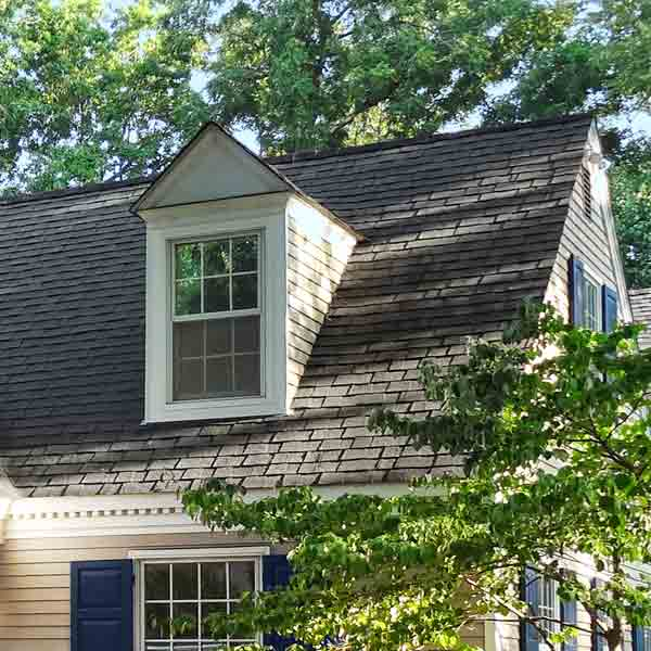 curb appeal boost on budget cape cod style home with dormers and window