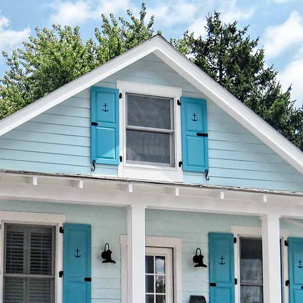 curb appeal boost on budget cottage fiber cement clapboards siding