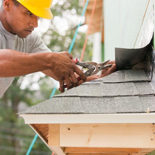 roof questions answered contractor installing roof flashing