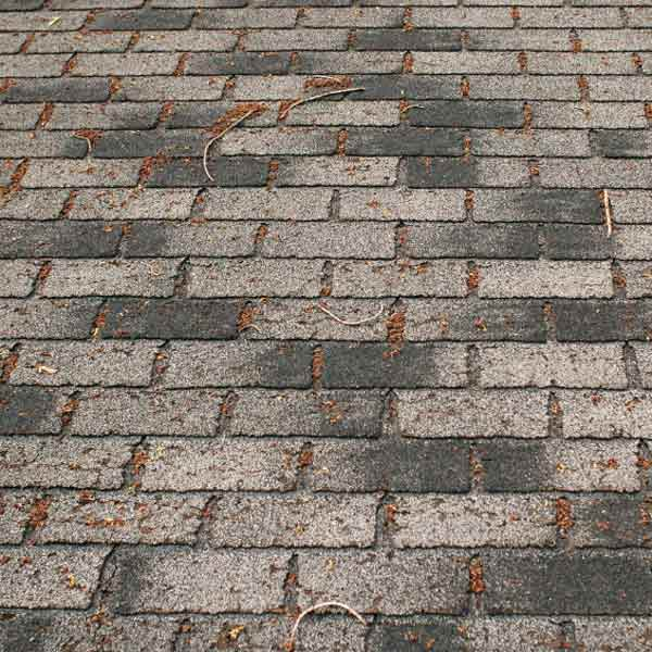 roof questions answered remove shingle stain