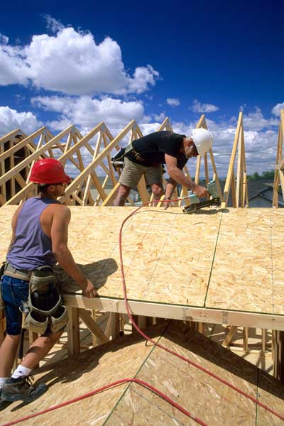 roof questions answered roofers installing nailing sheathing