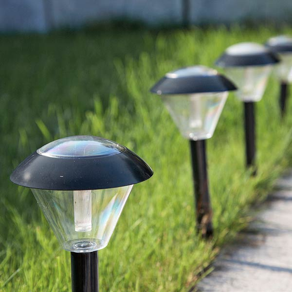 exterior pathway lighting, fall easy upgrades for upkeep